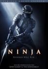 Ninja - Revenge will rise STEELBOOK  Limited uncut Edition