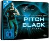 Pitch Black - Quersteelbook - Blu-ray - Neu