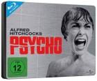 Alfred Hitchcock - Psycho - Quersteelbook