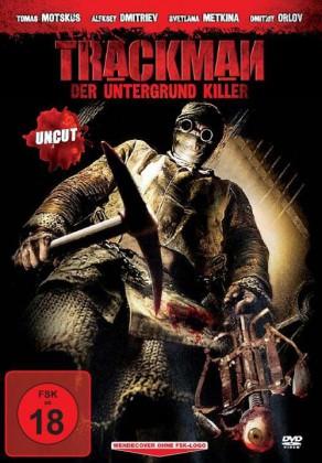 trackman der untergrund killer uncut dvd wendecover kaufen filmundo On aktuelle horrorfilme