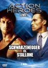 Action Heroes Level 1: Schwarzenegger vs. Stallone Red Heat