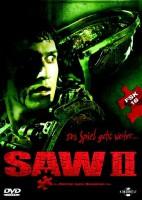 SAW II  - noch blutiger, noch grausamer, noch verspielter