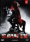 SAW IV - Tobin Bell, Betsy Russell - DVD