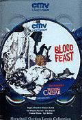 GORE - Blood Feast - HG LEWIS - CMV Glas - KULT!