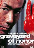Graveyard of Honor - Takashi Miike, Renji Ishibashi - DVD