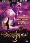 Bloodsport 3 - Daniel Bernhardt, Pat Morita - DVD