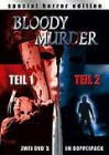 Bloody Murder 1 & 2 - Special Horror Edition - uncut 2 DVDs