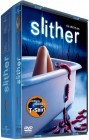 SLITHER DVD & T-Shirt  Backpack NEU/OVP