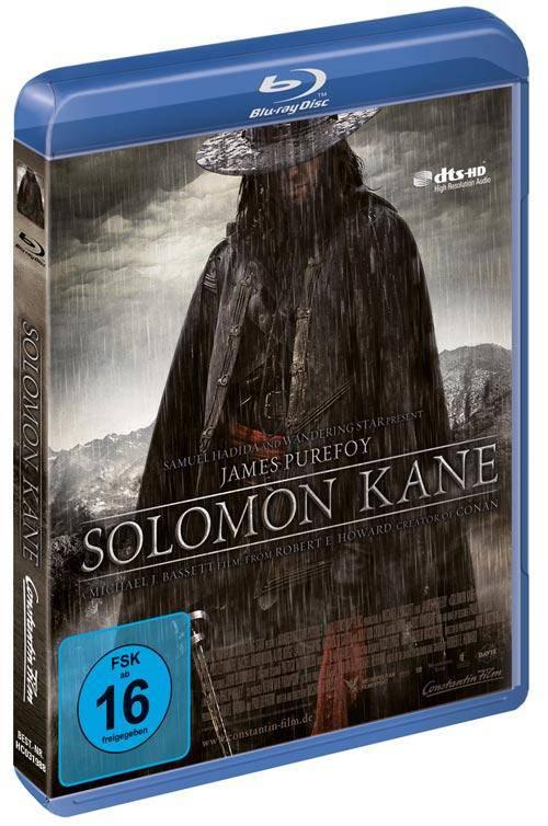 Solomon Kane - Blu Ray - OVP