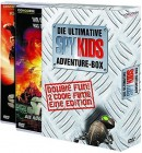 SPY KIDS 1 & 2 Ultimative Adventure-Box 2 DVDs Pappschuber