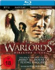 The Warlords - Director's Cut UNCUT  Jet Li - FSK 18 BR