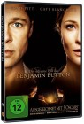 Der seltsame Fall des Benjamin Button - Brad Pitt DVD Drama