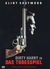 VHS Clint Eastwood  Das Todesspiel  Dirty Harry 5 Uncut