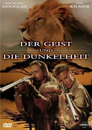 Der Geist Und Die Dunkelheit Dvd