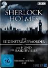 Sherlock Holmes: Der Seidenstrumpfmörder / Der Hund von Bask