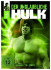 Der unglaubliche Hulk - Staffel 5 - 2 DVD's  NEU/OVP