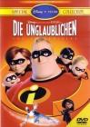 Die Unglaublichen - The Incredibles - 2-Disc-DVD-Set - Speci