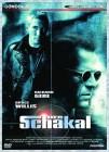 Der Schakal (Bruce Willis, Richard Gere) DVD