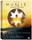 DIE MUMIE - Deluxe Edition DIGIPAK 4 DVDs