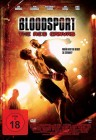 DVD -- Bloodsport - The Red Canvas **