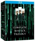 Matrix Complete Trilogy - Blu-ray`s - Neu