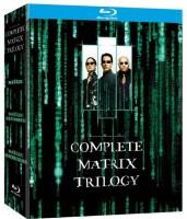 Matrix Complete Trilogy - Blu-ray`s - Neu