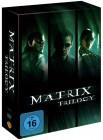 Matrix Complete Trilogy (Keanu Reeves) -UNCUT- 3 DVDs