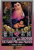 Tokugawa IV - Der Shogun - Ein Mann für 1000 Frauen - Cover