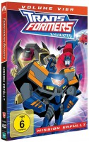 Transformers Animated - Vol. 4