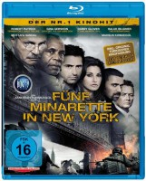 Fünf Minarette in New York - Blu Ray - OVP