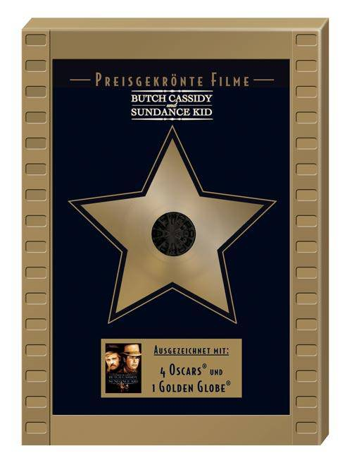 Butch Cassidy und Sundance Kid - Preisgekrönte Filme (DVD) RaR/OOP - Robert Redford, Paul Newman