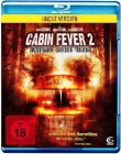 Cabin Fever 2 - Spring Fever - Uncut Version Blu Ray