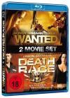 Wanted  / Death Race Blu-Ray FSK18