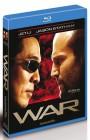 WAR - Jet Li ,Jason Statham , deutsche BLU-RAY wie neu