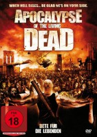 Apocalypse of the Living Dead DVD FSK18