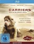 Carriers - Flucht vor der t�dlichen Seuche Nur die Blu Ray