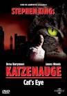 KATZENAUGE - NEUAUFLAGE - STEPHEN KING - JAMES WOODS - OVP!