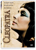 Cleopatra - 2 DVD Set Ovp Uncut Elizabeth Taylor R. Bourton