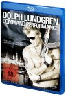 Command Performance -Dolph Lundgren-UNCUT Blu-ray