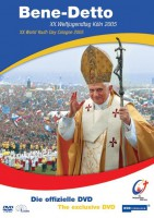 Bene-Detto - der Papst besucht den XX Weltjungendtag in Köln