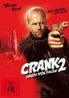 Crank 2 - High Voltage DVD Neu FSK 18