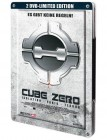 Cube Zero - Limited Edition  2 DVDs  STEELBOOK