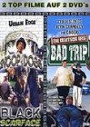Black Scarface & Bad Trip - 2DVDs Schuber SnoopDogg Coolio