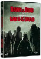 Dawn of the Dead / Land of the Dead - Steelbook - uncut