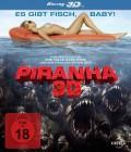 Piranha - 3D (Blu Ray) NEU/OVP