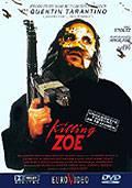 Killing Zoe - uncut - DVD - NEU/OVP