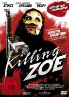 Killing Zoe - uncut - Neuauflage (16:9) - DVDS - NEU/OVP