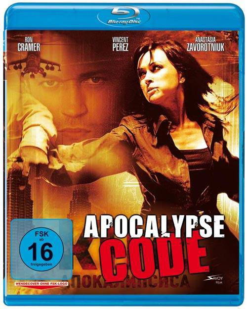 Apocalypse Code Blu-ray Uncut