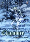 Claymore Chapter 5 - Ep. 19 - 22 (DVD)