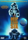 Deep Star Six - Uncut - DVD - Erstausgabe
